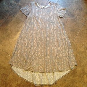 LuLaRoe Carly Dress. Size M.